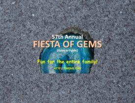 Fiesta of Gems 2018 Pub Wide 275x210 - 2018 Fiesta of Gems - March 10th & 11th