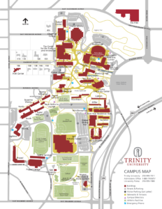 trinity campus map 232x300 - June's Meeting - June 14th